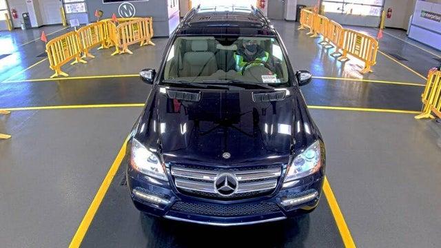 2010 Mercedes-Benz GL-Class GL 350 BlueTEC