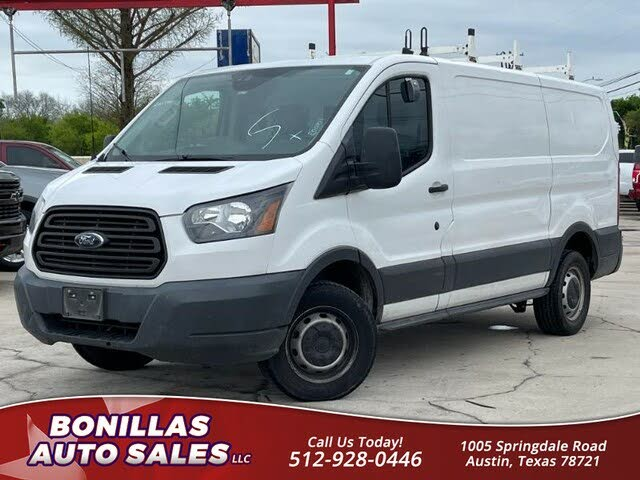 2017 Ford Transit Cargo 250 3dr SWB Low Roof Cargo Van with Sliding Passenger Side Door