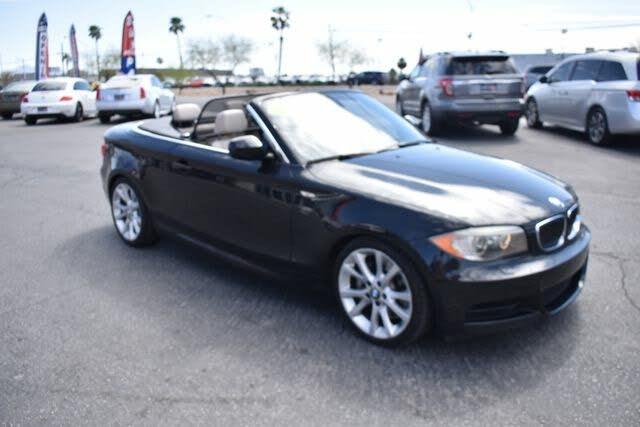 2012 BMW 1 Series 135i Convertible RWD