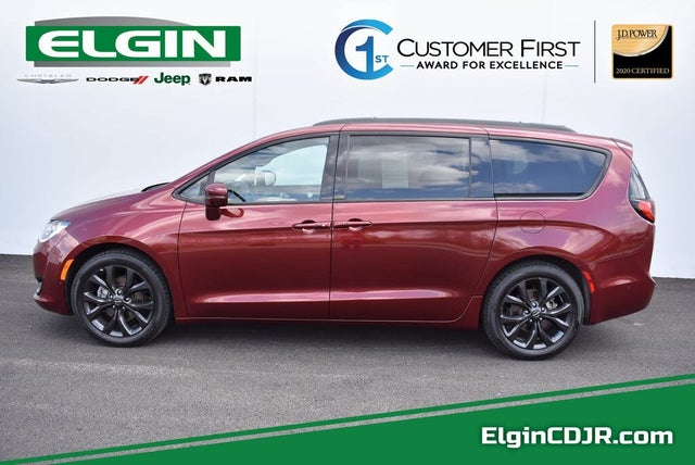 2020 Chrysler Pacifica Limited FWD