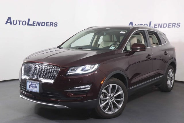 2019 Lincoln MKC Select AWD