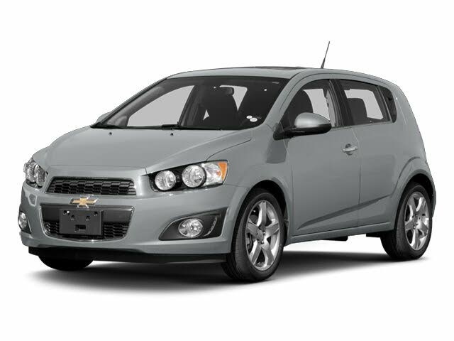 2013 Chevrolet Sonic LT Hatchback FWD