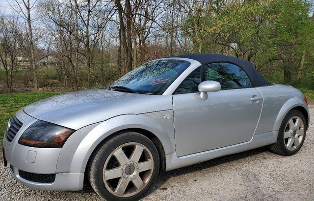2002 Audi TT 1.8T Roadster FWD