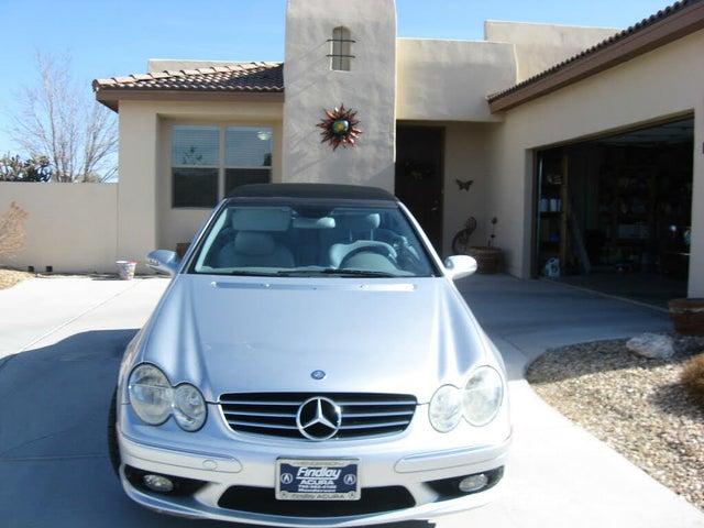 2005 Mercedes-Benz CLK-Class CLK 500 Cabriolet