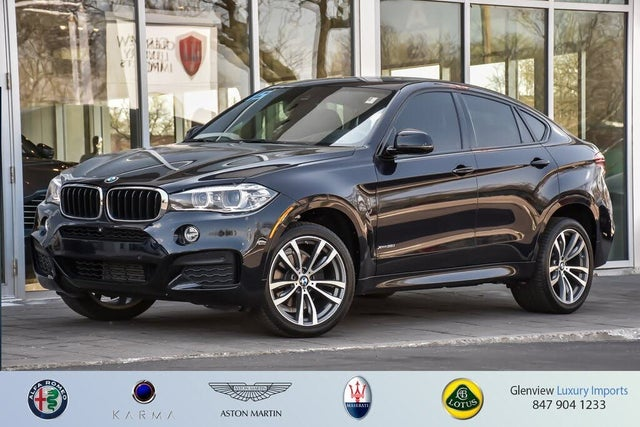 2015 BMW X6 xDrive35i AWD