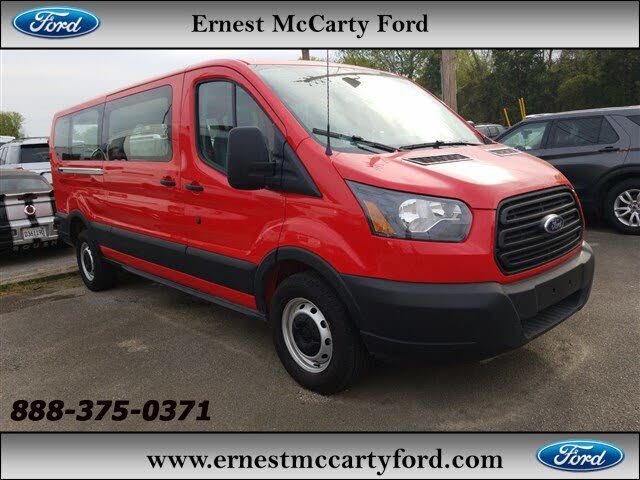 2019 Ford Transit Cargo 350 Low Roof LWB RWD with Sliding Passenger-Side Door