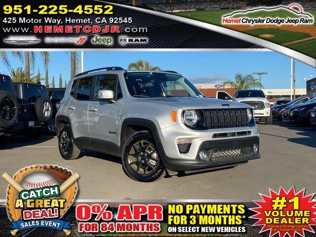 2020 Jeep Renegade Altitude FWD