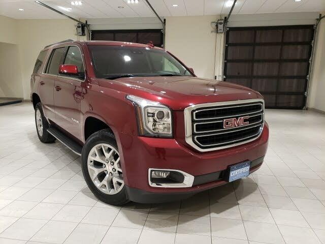 2020 GMC Yukon SLE RWD