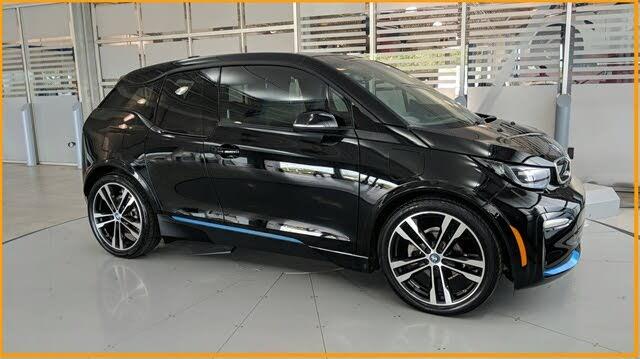 2018 BMW i3 94 Ah s RWD with Range Extender