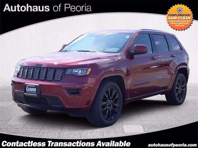 2019 Jeep Grand Cherokee Altitude 4WD