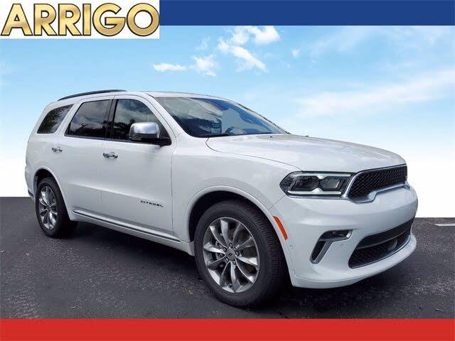 2021 Dodge Durango Citadel RWD