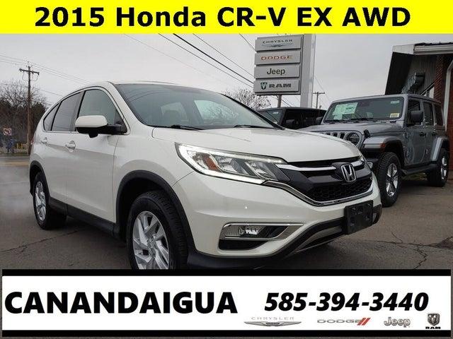 2015 Honda CR-V EX AWD