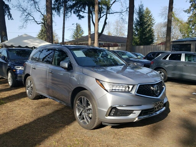 2017 Acura MDX Sport Hybrid SH-AWD with Advance Package