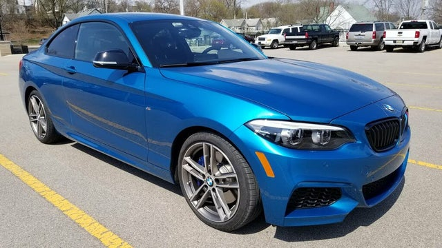 2020 BMW 2 Series M240i xDrive Coupe AWD