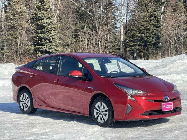 2018 Toyota Prius Four FWD