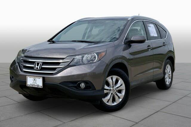 2012 Honda CR-V EX-L FWD