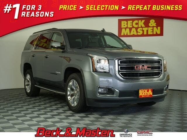 2019 GMC Yukon SLT Standard Edition RWD