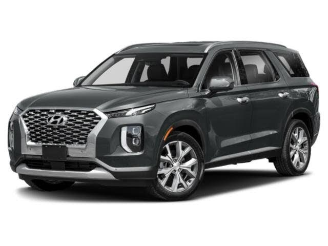 2021 Hyundai Palisade SEL FWD