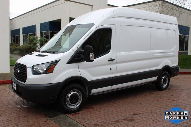 2017 Ford Transit Cargo 250 3dr LWB High Roof Cargo Van with Sliding Passenger Side Door