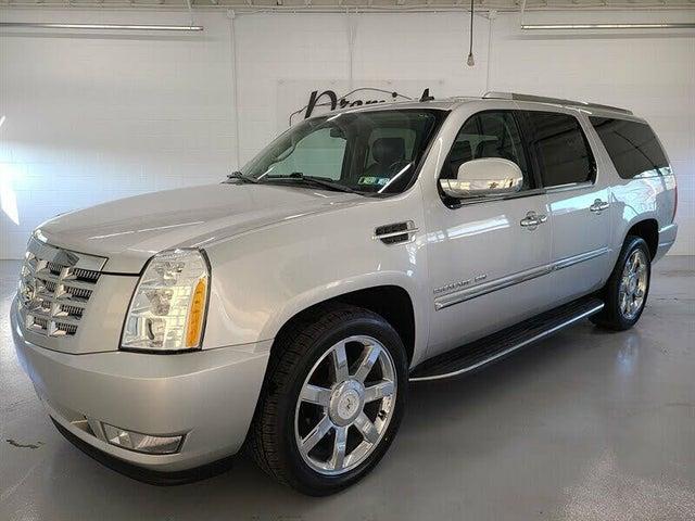 2011 Cadillac Escalade ESV Luxury 4WD