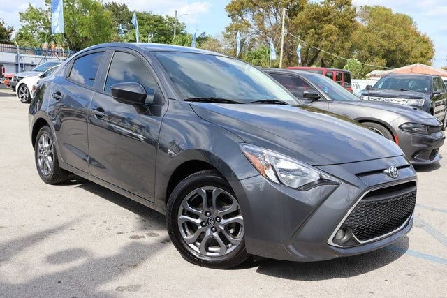 2019 Toyota Yaris L Sedan FWD