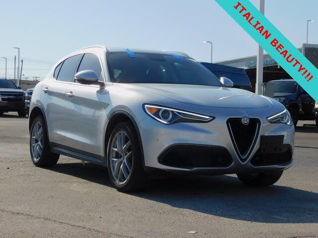 2018 Alfa Romeo Stelvio AWD