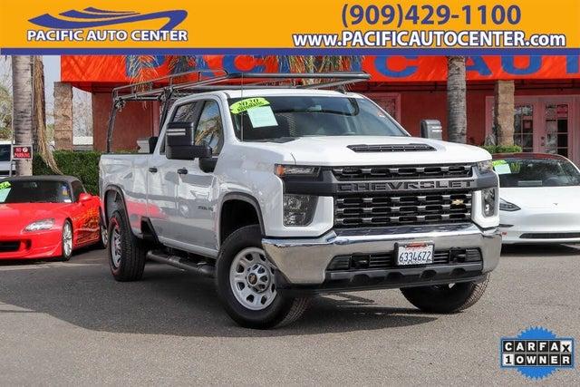 2020 Chevrolet Silverado 3500HD Chassis Work Truck Crew Cab RWD