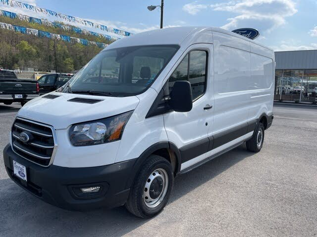 2020 Ford Transit Cargo 250 Medium Roof RWD with Sliding Passenger-Side Door