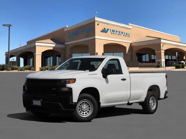 2021 Chevrolet Silverado 1500 Work Truck RWD
