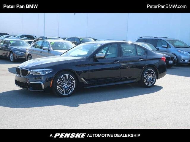 2018 BMW 5 Series M550i xDrive Sedan AWD