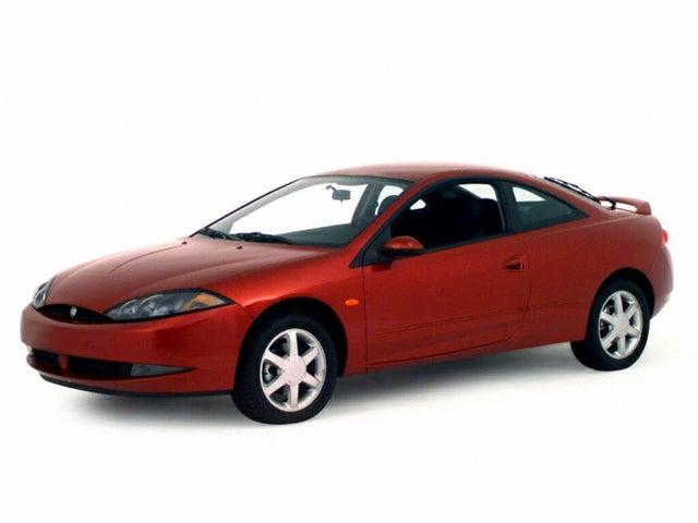 2000 Mercury Cougar V6 Hatchback FWD