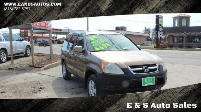 2004 Honda CR-V EX AWD