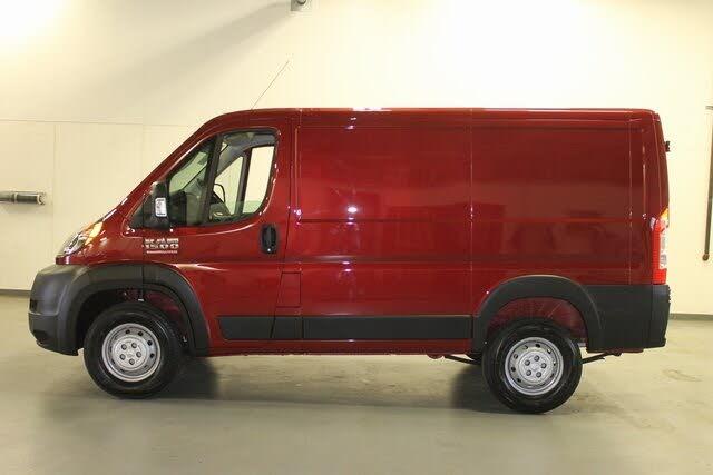 2020 RAM ProMaster 1500 118 Low Roof Cargo Van FWD