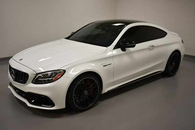 2020 Mercedes-Benz C-Class C AMG 63 S Coupe RWD