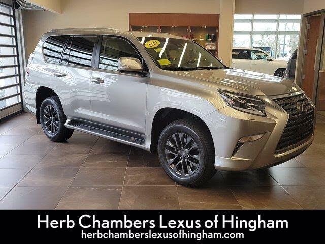 2020 Lexus GX 460 Premium AWD