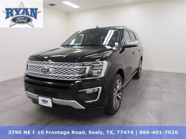 2021 Ford Expedition Platinum RWD
