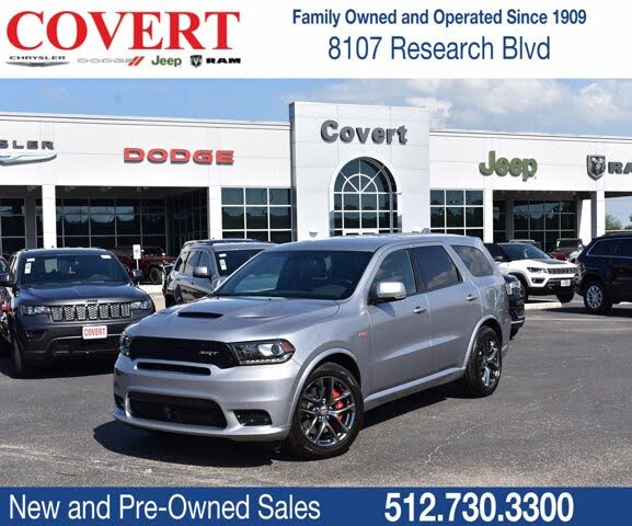 2020 Dodge Durango SRT AWD