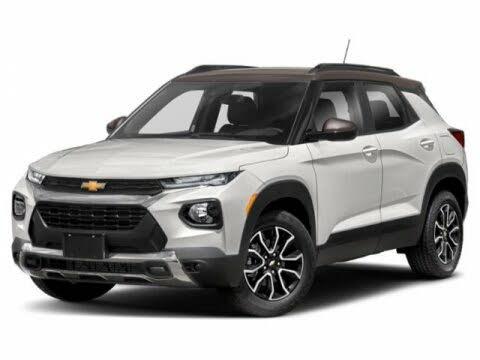 2021 Chevrolet Trailblazer ACTIV FWD