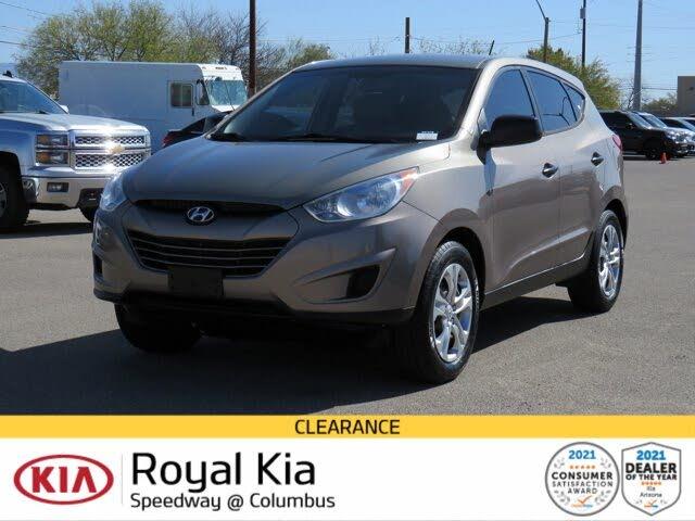 2013 Hyundai Tucson GL FWD