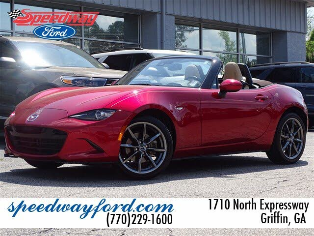 2019 Mazda MX-5 Miata Grand Touring RWD