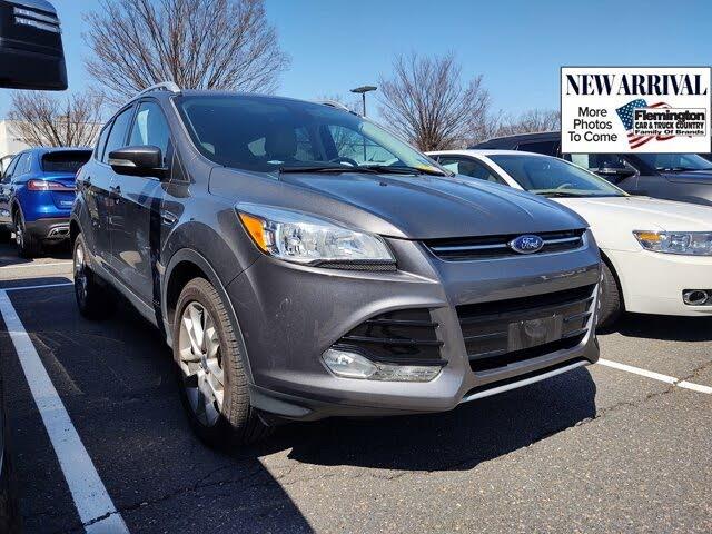 2014 Ford Escape Titanium AWD
