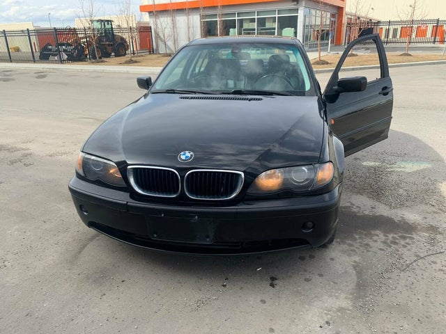 2004 BMW 3 Series 325xi Sedan AWD