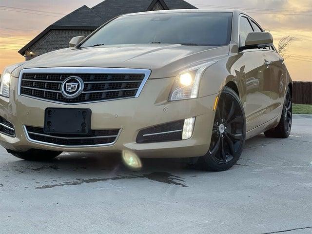2013 Cadillac ATS 2.0T Premium RWD