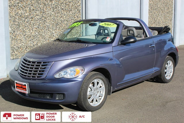 2007 Chrysler PT Cruiser Convertible FWD