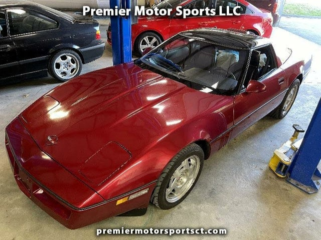 1990 Chevrolet Corvette ZR1 Coupe RWD