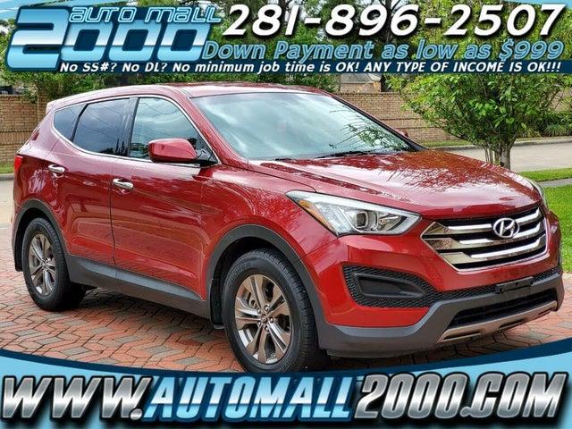 2013 Hyundai Santa Fe Sport 2.4L FWD