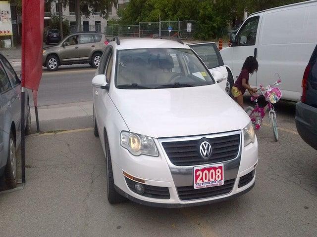 2008 Volkswagen Passat Komfort Wagon