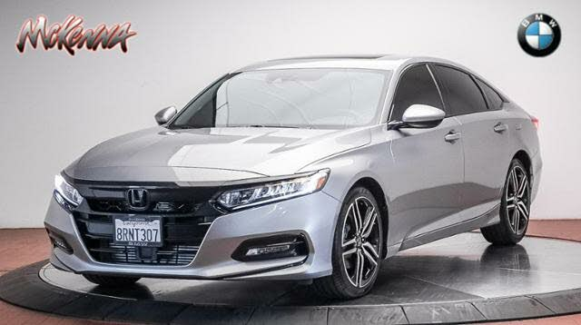 2020 Honda Accord 2.0T Sport FWD