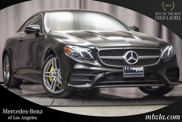 2020 Mercedes-Benz E-Class E 450 Coupe RWD