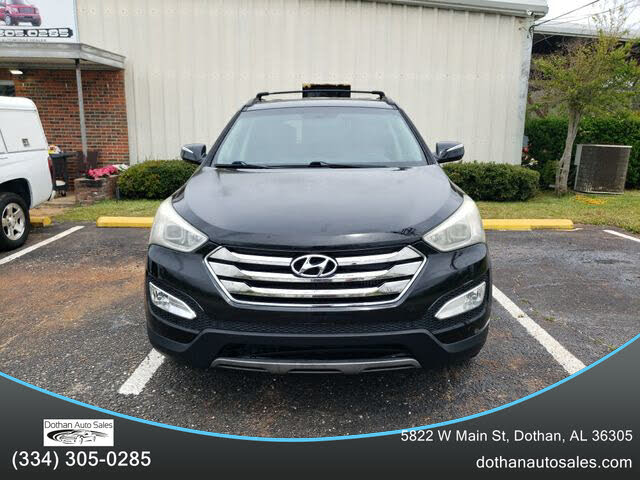 2013 Hyundai Santa Fe Sport 2.0T FWD